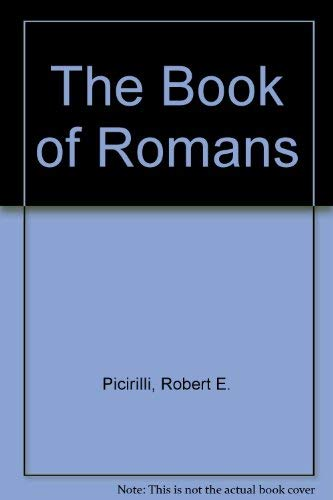 9780892650262: The Book of Romans