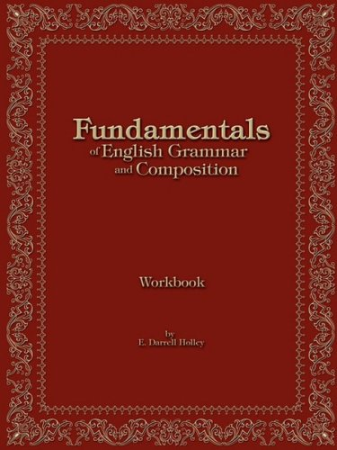 9780892655816: Fundamentals of English Grammar and Composition Workbook