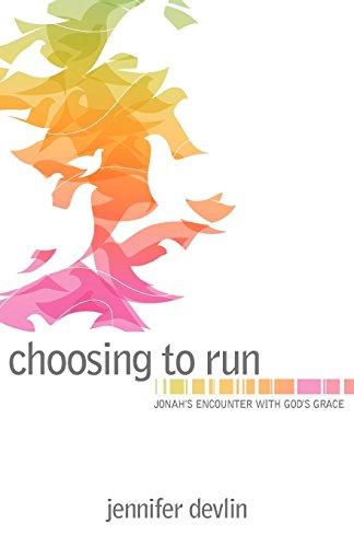 9780892656196: Choosing to Run: Jonah's Encounter with God's Grace