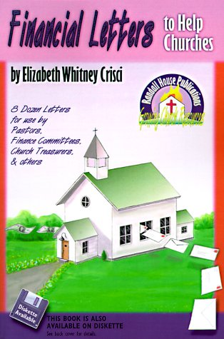 9780892657216: Financial Letters to Help Churches