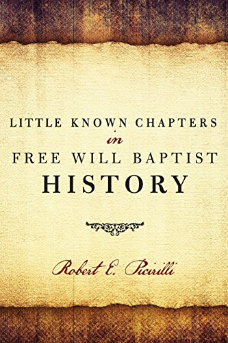 9780892658688: Little Known Chapters in Free Will Baptist History