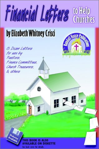 9780892659609: Financial Letters to Help Churches