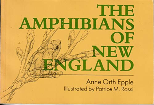 Amphibians of New England: Epple, Anne Orth