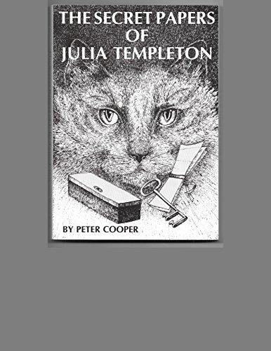 9780892721979: Secret Papers of Julia Templeton