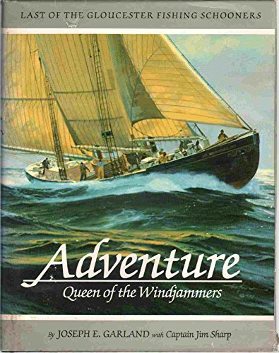 9780892722068: Adventure: Queen of the Windjammers