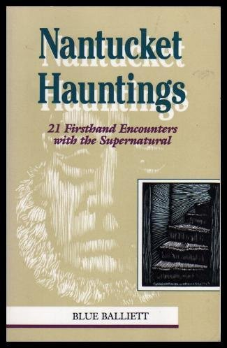 9780892722792: Nantucket Hauntings