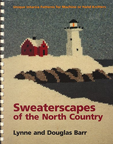 9780892723102: Sweaterscapes of the North Country: Unique Intarsia Patterns for Machine or Hand Knitters