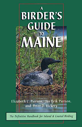 A Birders Guide to Maine