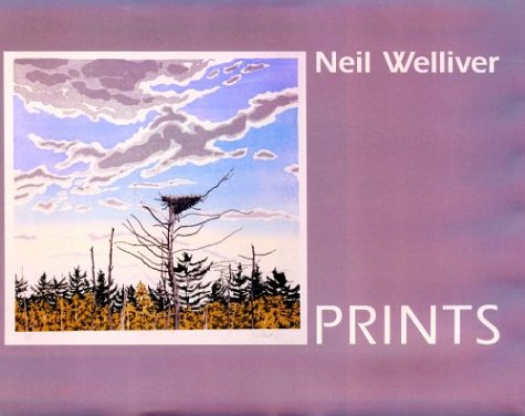 Neil Welliver Prints