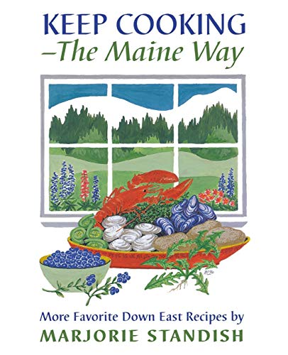 9780892723911: Keep Cooking - The Maine Way