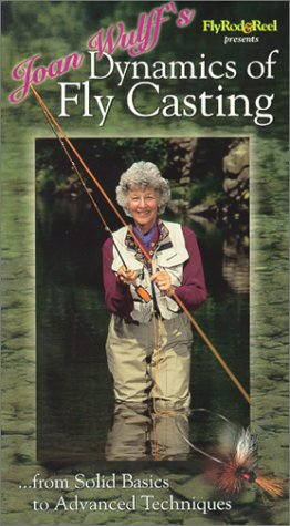 9780892724321: Joan Wulff's Dynamics of Fly Casting [VHS]