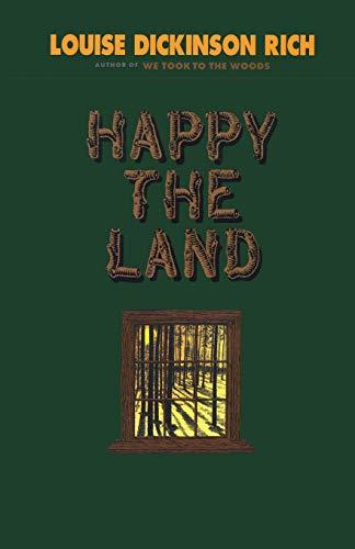 9780892724529: Happy the Land
