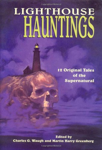 9780892725199: Lighthouse Hauntings