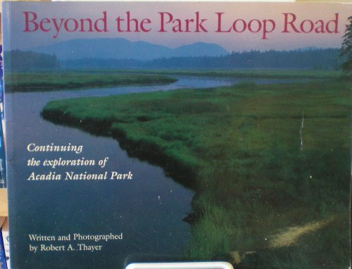 9780892725229: Beyond the Park Loop Road