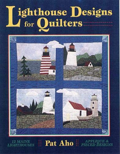 9780892725991: Lighthouse Designs for Quilters