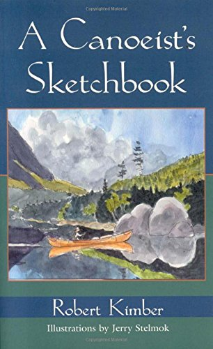 9780892726547: A Canoeist's Sketchbook