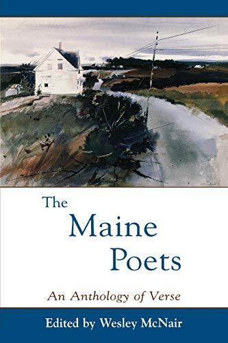 9780892727087: The Maine Poets