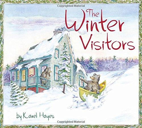 The Winter Visitors: Hayes, Karel