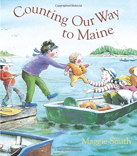9780892727759: Counting Our Way to Maine