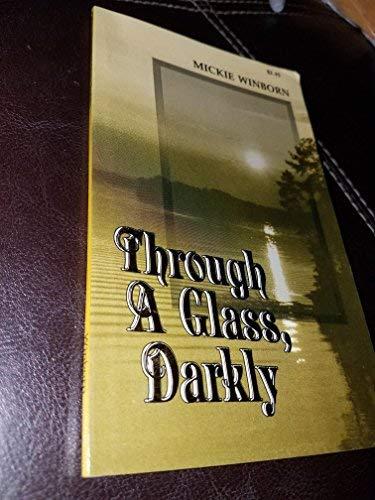 9780892740543: Through a Glass, Darkly