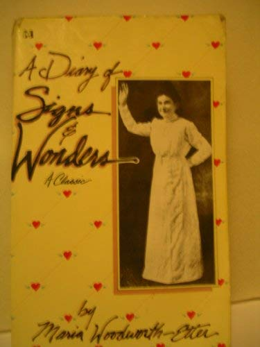 9780892741847: A Diary of Signs & Wonders