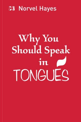 9780892742448: Why You Should Speak In Tongues