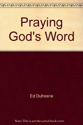 9780892742769: Praying God's Word