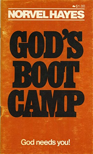 God's boot camp: Hayes, Norvel