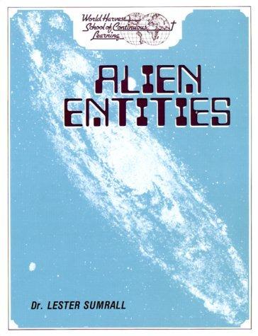 9780892743209: Alien Entities