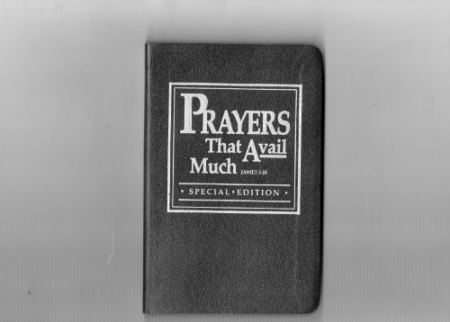 9780892745562: Prayers That Avail Much: Special Edition