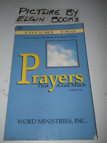 9780892745913: Prayers That Avail Much