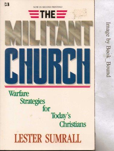 9780892747122: Militant Church: