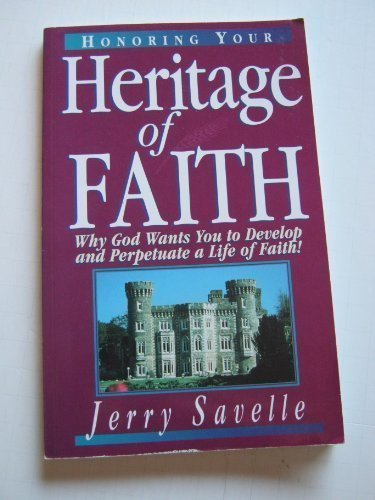 9780892747320: Honoring Your Heritage of Faith