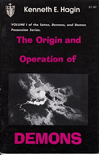 9780892760107: The Origin and Operation of Demons