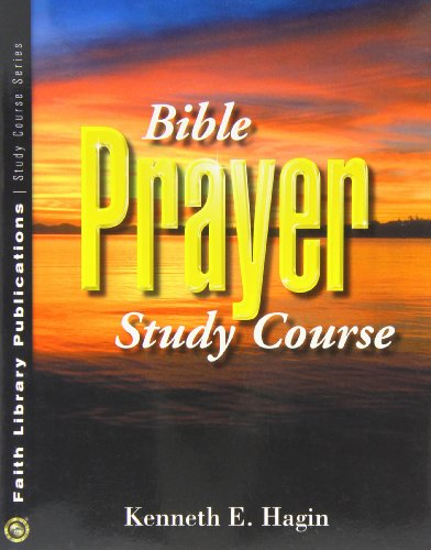 9780892760848: Bible Prayer Study Course