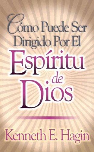 9780892761371: Como Puede Ser Dirigido Por el Espiritu de Dios