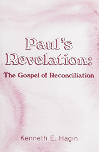 9780892762613: Paul's Revelation: The Gospel of Reconciliation