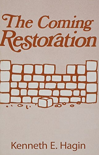9780892762675: The Coming Restoration