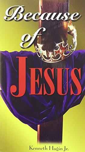 9780892767014: Because of Jesus