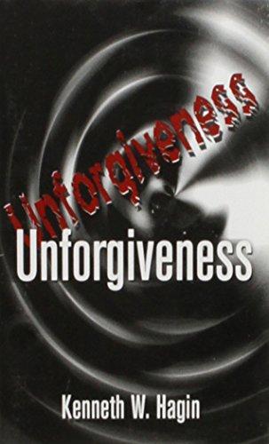 Unforgiveness: Kenneth Hagin Jr