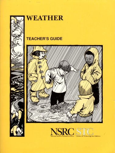9780892787135: Weather / Teacher's Guide