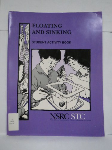 Floating and Sinking: Student Activity Book: National Science Resources Center