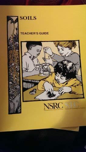 9780892787371: Soils: Teacher's guide