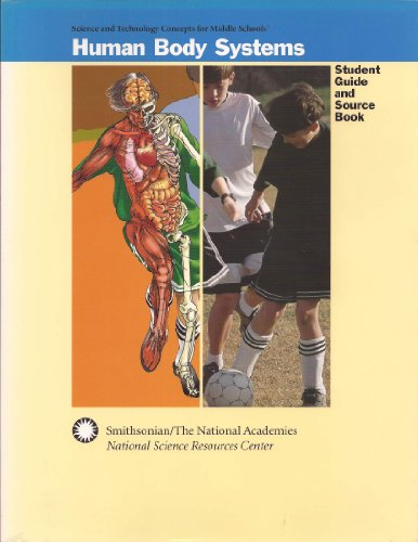 9780892788538: Human Body Systems: Student Guide and Source Book