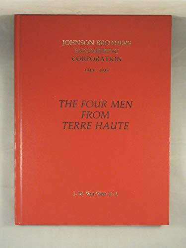 Johnson Brothers Engineering Corporation, 1918-1935: The four men from Terre Haute: Van Vleet, J. M