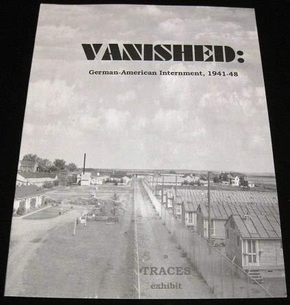 9780892790890: Vanished: German-American Internment, 1941-48