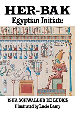 9780892810024: Her-Bak: Egyptian Initiate