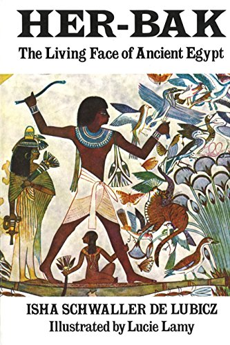 9780892810031: Her-Bak: The Living Face of Ancient Egypt