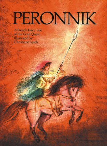 9780892810611: Peronnik: A French Fairy Tale of the Grail Quest (English Language Edition)