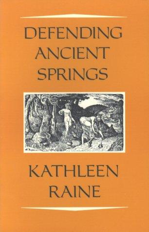 9780892810673: Defending Ancient Springs: Essays
